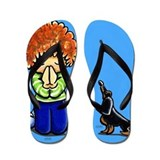 Prayer Partners Flip Flops
