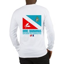 Dive Bahamas Long Sleeve T-Shirt