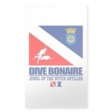 Dive Bonaire Decal