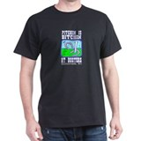Pitchin' At Busters  T-Shirt