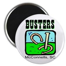 Pitchin' At Busters Magnet