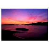 Sunset At Derrynane, Ring Of Kerry, Co Kerry, Irel
