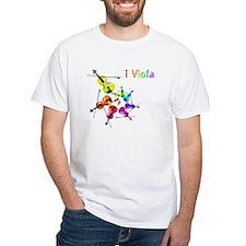 Spiraling iViola T-Shirt