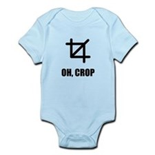 Oh Crop Body Suit