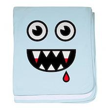 Little Vampire baby blanket