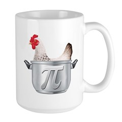 CHICKE POT PI Mug