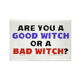 Good Witch or Bad Witch? Rectangle Magnet (10 pack