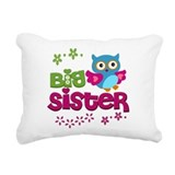 Big Sister Rectangular Canvas Pillow