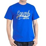 Legend Since 1979 T-Shirt
