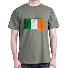 Vintage Irish Flag (Distressed) T-Shirt
