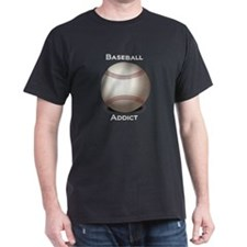 baseball addict T-Shirt