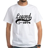 Legend Since 1974 Shirt