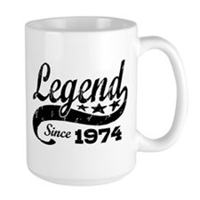 Legend Since 1974 Mug