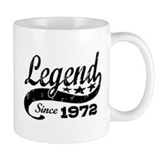 Legend Since 1972 Mug