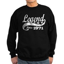 Legend Since 1971 Sweatshirt