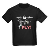 'Time To Fly' T
