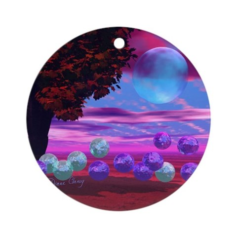 Bubble Garden Ornament (Round)