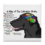 Unique Brains Tile Coaster