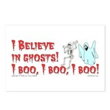 I believe in Ghosts! Postcards (Package of 8)