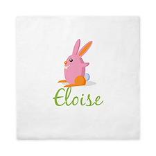 Easter Bunny Eloise Queen Duvet