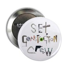 """Tools of the Trade 2.25"""" Button (10 pack)"""