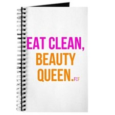 Eat Clean Beauty Queen Journal