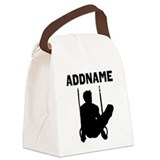 GYMNAST POWER Canvas Lunch Bag