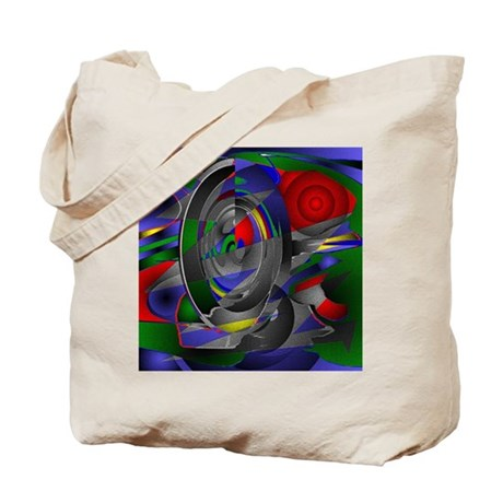 Abstract 002a Tote Bag
