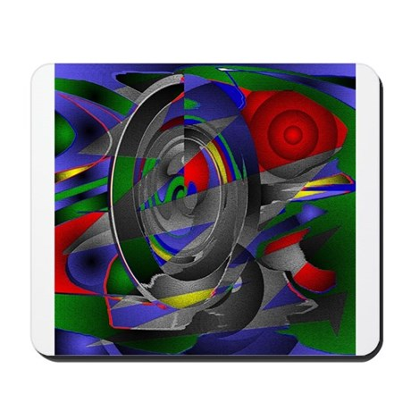 Abstract 002a Mousepad