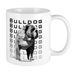 Bulldog Mug - Urban Bulldog Design