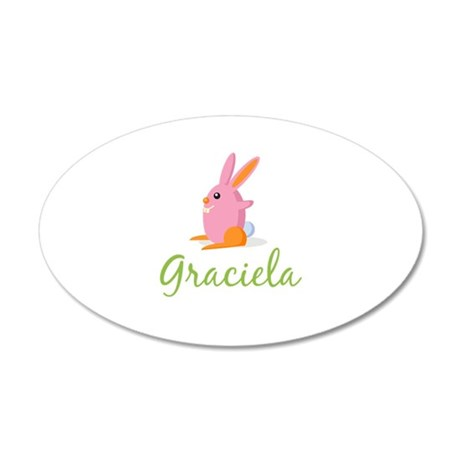 Easter Bunny Graciela Wall Decal