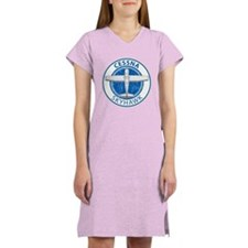 Aviation Cessna Skyhawk Women's Nightshirt