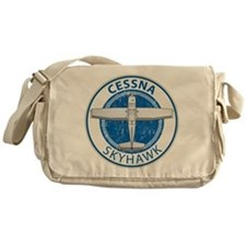 Aviation Cessna Skyhawk Messenger Bag