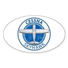 Aviation Cessna Skyhawk Decal