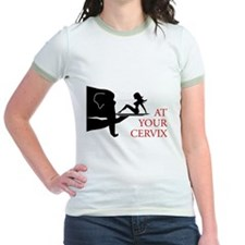 At your cervix T-Shirt
