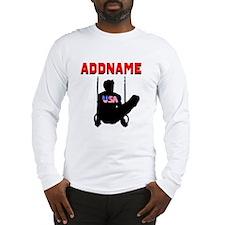 AMERICAN GYMNAST Long Sleeve T-Shirt