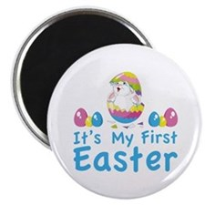 It's my first easter Magnet