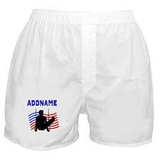 GYMNAST USA Boxer Shorts