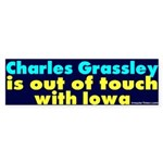 Not Charles Grassley Bumper Sticker