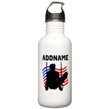 GYMNAST MEDALIST Water Bottle