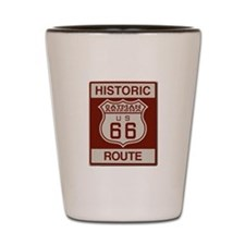 Oatman Route 66 Shot Glass