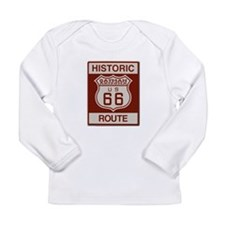 Oatman Route 66 Long Sleeve T-Shirt