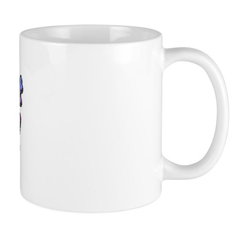 Let's get physical Mug