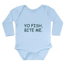 Yo Fish, Bite Me Body Suit