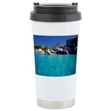 The Baths, British Virgin Islan Ceramic Travel Mug