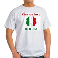 Rocca Family Ash Grey T-Shirt