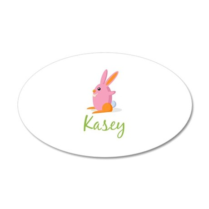 Easter Bunny Kasey Wall Decal