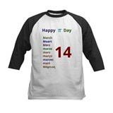 Happy Pi Day! Baseball Jersey