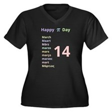 Happy Pi Day! Plus Size T-Shirt