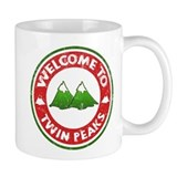 Welcome To Twin Peaks Small Mug